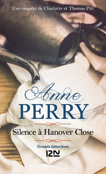 Silence à Hanover Close ebook by Anne PERRY