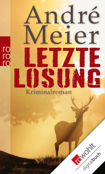 Letzte Losung ebook by André Meier