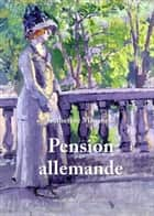 Pension allemande ebook by Katherine Mansfield
