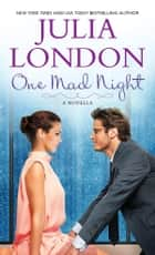 One Mad Night ebook by Julia London