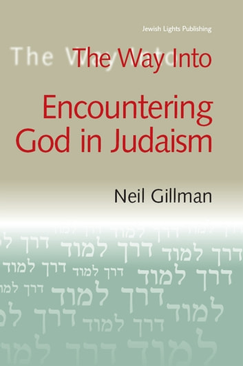 The Way Into Encountering God In Judaism ebook by Rabbi Neil Gillman