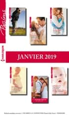 12 romans Passions + 1 gratuit (n°767 à 772 - Janvier 2019) ebook by Collectif