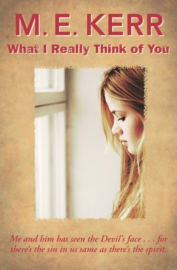 What I Really Think of You ebook by M. E. Kerr
