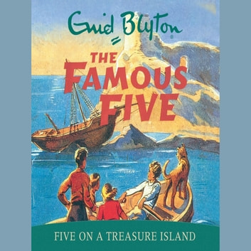 Five On A Treasure Island - Book 1 audiobook by Enid Blyton
