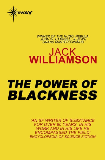 The Power of Blackness ebook by Jack Williamson