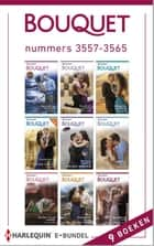 Bouquet e-bundel nummers 3557-3565 (9-in-1) ebook by Kate Hewitt, Julia James, Maya Blake,...