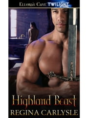 Highland Beast ebook by Regina Carlysle