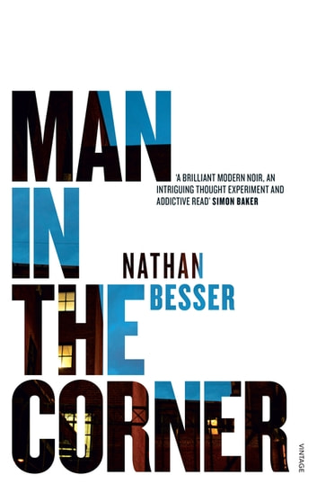 Man in the Corner ebook by Nathan Besser