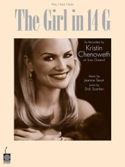 The Girl in 14G Sheet Music ebook by Kristin Chenoweth