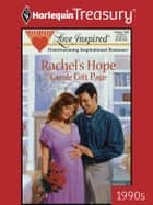 Rachel's Hope ebook by Carole Gift Page