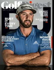 Golf Digest - Issue# 1 - Conde Nast magazine