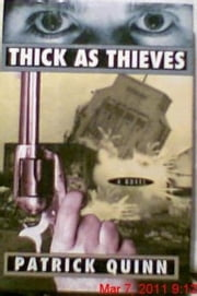 Thick As Thieves ebook by Patrick Quinn