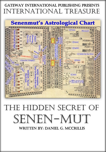 International Treasure - The Hidden Secret of Senenmut ebook by Daniel G. McCrillis Th. D.