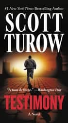 Testimony ebooks by Scott Turow