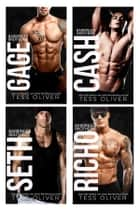 Barringer Brothers Box Set - The Complete Series ebook by Tess Oliver