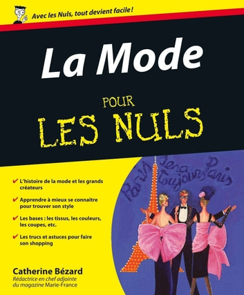 La Mode Pour les Nuls eBook by Catherine BÉZARD