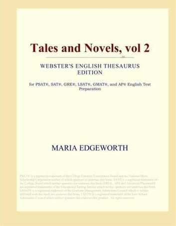 Tales & Novels, Vol. 2 ebook by Maria Edgeworth