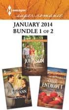 Harlequin Superromance January 2014 - Bundle 1 of 2 - Everywhere She Goes\A Promise for the Baby\That Summer at the Shore ebook by Janice Kay Johnson, Jennifer Lohmann, Callie Endicott