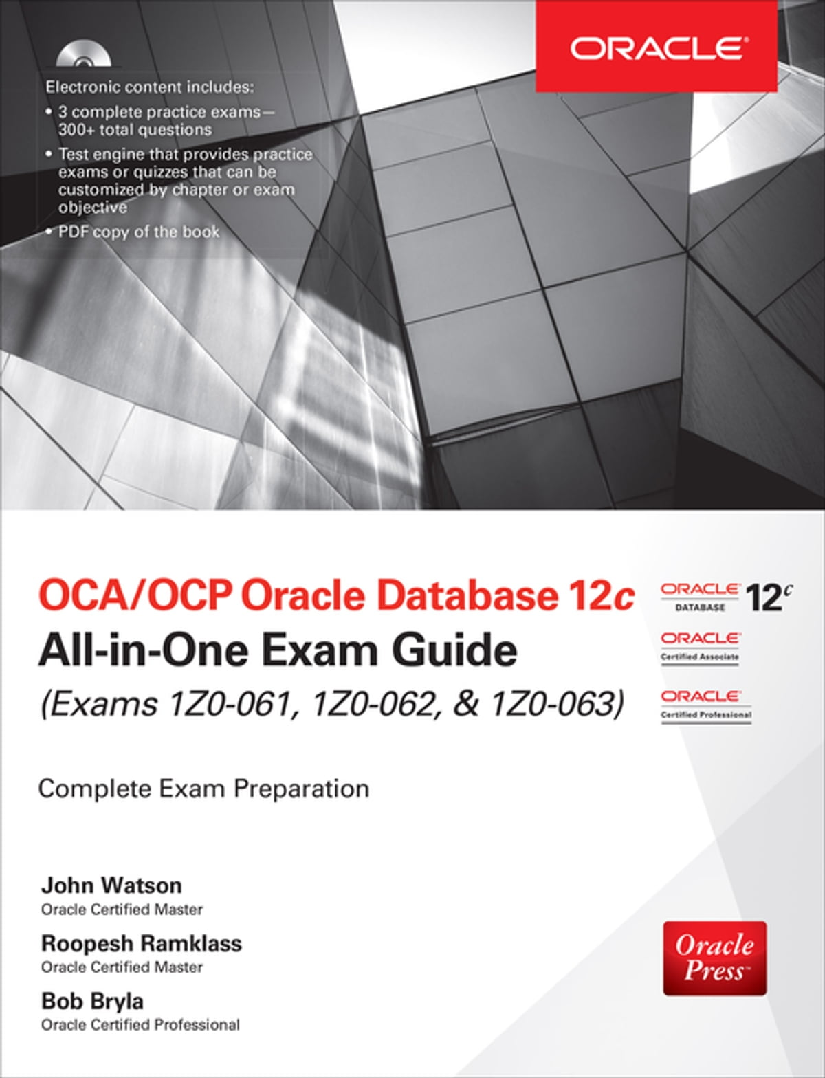 ocp oracle database 12c all-in-one exam guide pdf