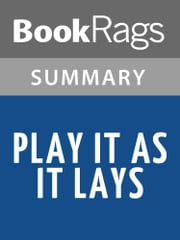 Play It as It Lays by Joan Didion | Summary & Study Guide ebook by BookRags