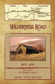 Wilderness Road ebook by Mary Anne Butler