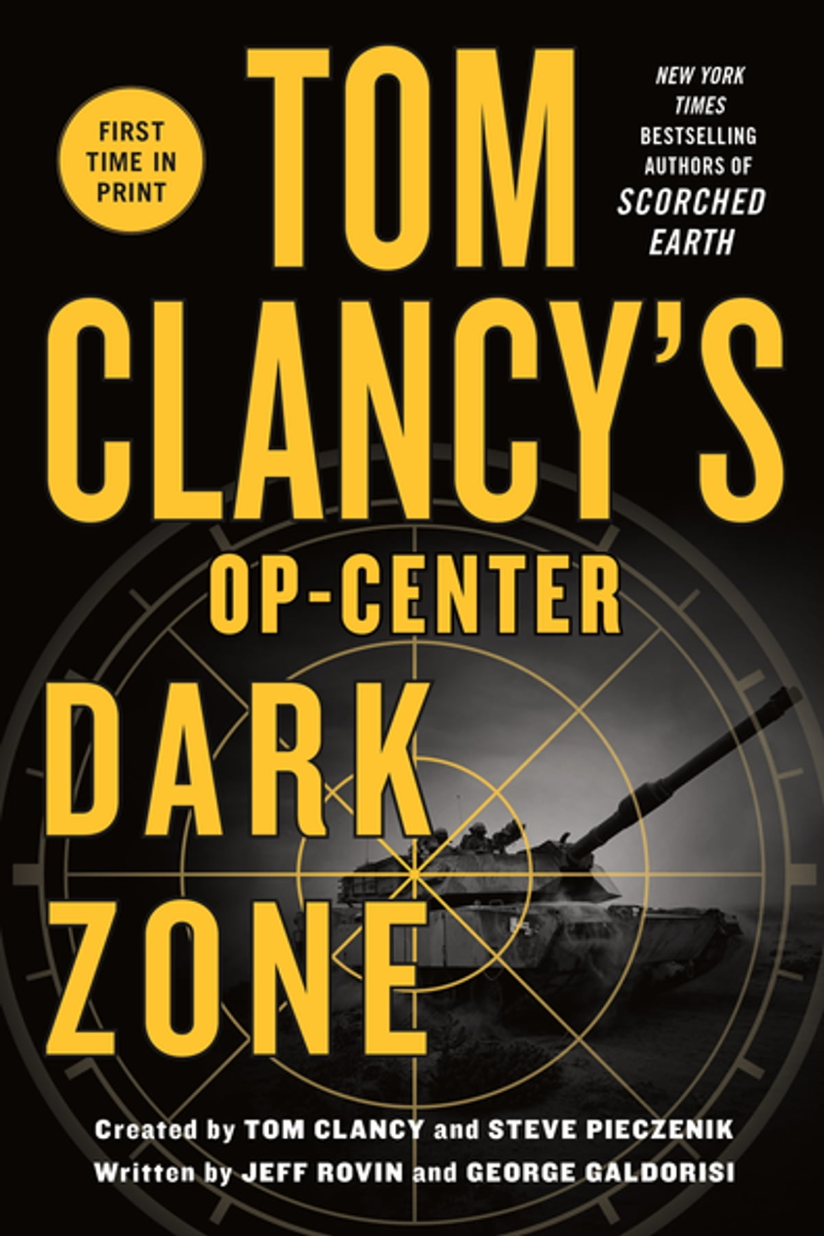 Tom clancy point of contact ebook by mike maden 9780735215870 tom clancys op center dark zone ebook by george galdorisi jeff rovin fandeluxe Epub