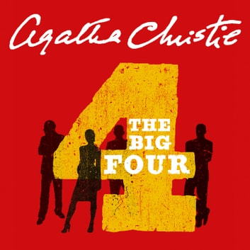 The Big Four audiobook by Agatha Christie