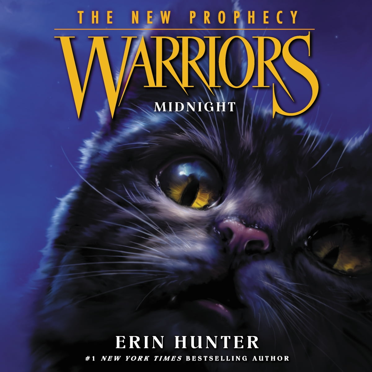 Warriors: The New Prophecy #1: Midnight Audiobook By Erin