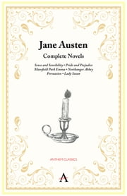 Jane Austen - Complete Novels ebook by Jane Austen,Katie Halsey