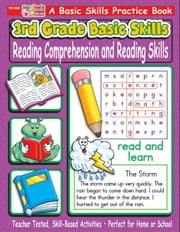 3rd Grade Basic Skills: Reading Comprehension and Reading Skills ebook by Sevaly, Karen