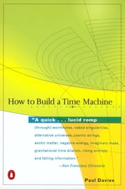 How to Build a Time Machine ebook by Paul Davies