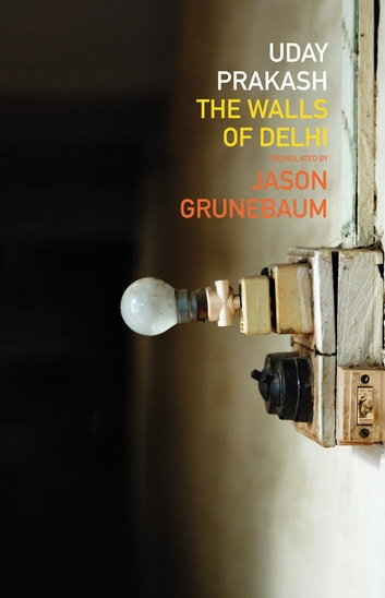 The Walls of Delhi ebook by Uday Prakash