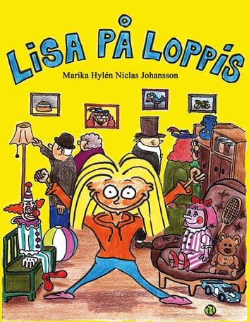 Lisa på loppis ebook by Marika Hylén