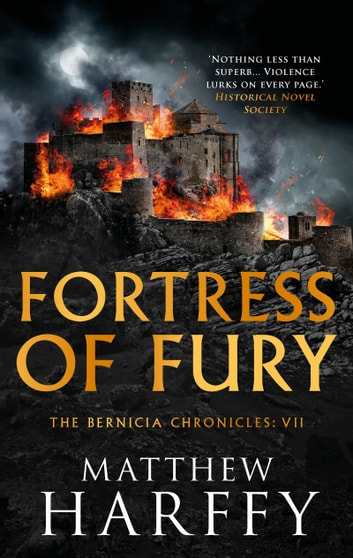 Fortress of Fury ebook by Matthew Harffy