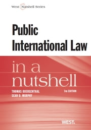 Buergenthal and Murphy's Public International Law in a Nutshell, 5th ebook by Thomas Buergenthal,Sean Murphy