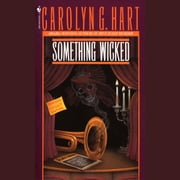 Something Wicked audiobook by Carolyn Hart