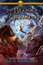 The Heroes of Olympus,Book Five: The Blood of Olympus 電子書 by Rick Riordan