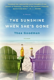 The Sunshine When She's Gone - A Novel ebook by Thea Goodman