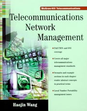 Telecommunications Network Management ebook by Wang, Henry Haojin