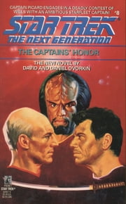 The Captains' Honor ebook by David Dvorkin,Daniel Dvorkin