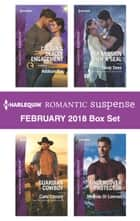 Harlequin Romantic Suspense February 2018 Box Set ebook by Addison Fox, Carla Cassidy, Cindy Dees,...