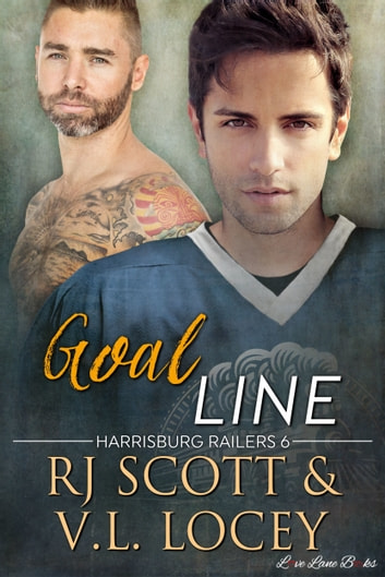 Goal Line ebook by RJ Scott,V.L. Locey