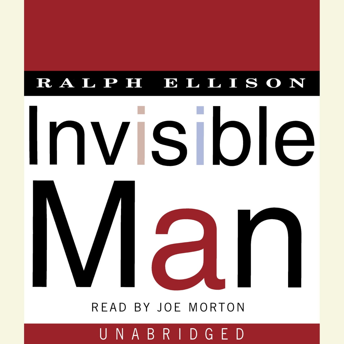 ralph book invisible ellison man google audio