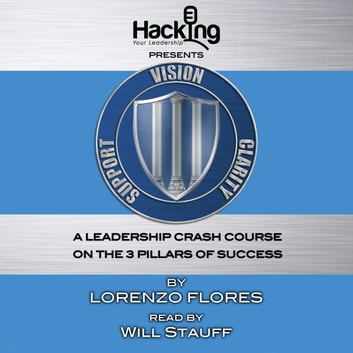 Vision, Clarity, Support: A Leadership Crash Course on the 3 Pillars of Success - For Retail Leaders, by a Retail Leader. audiobook by Lorenzo Flores