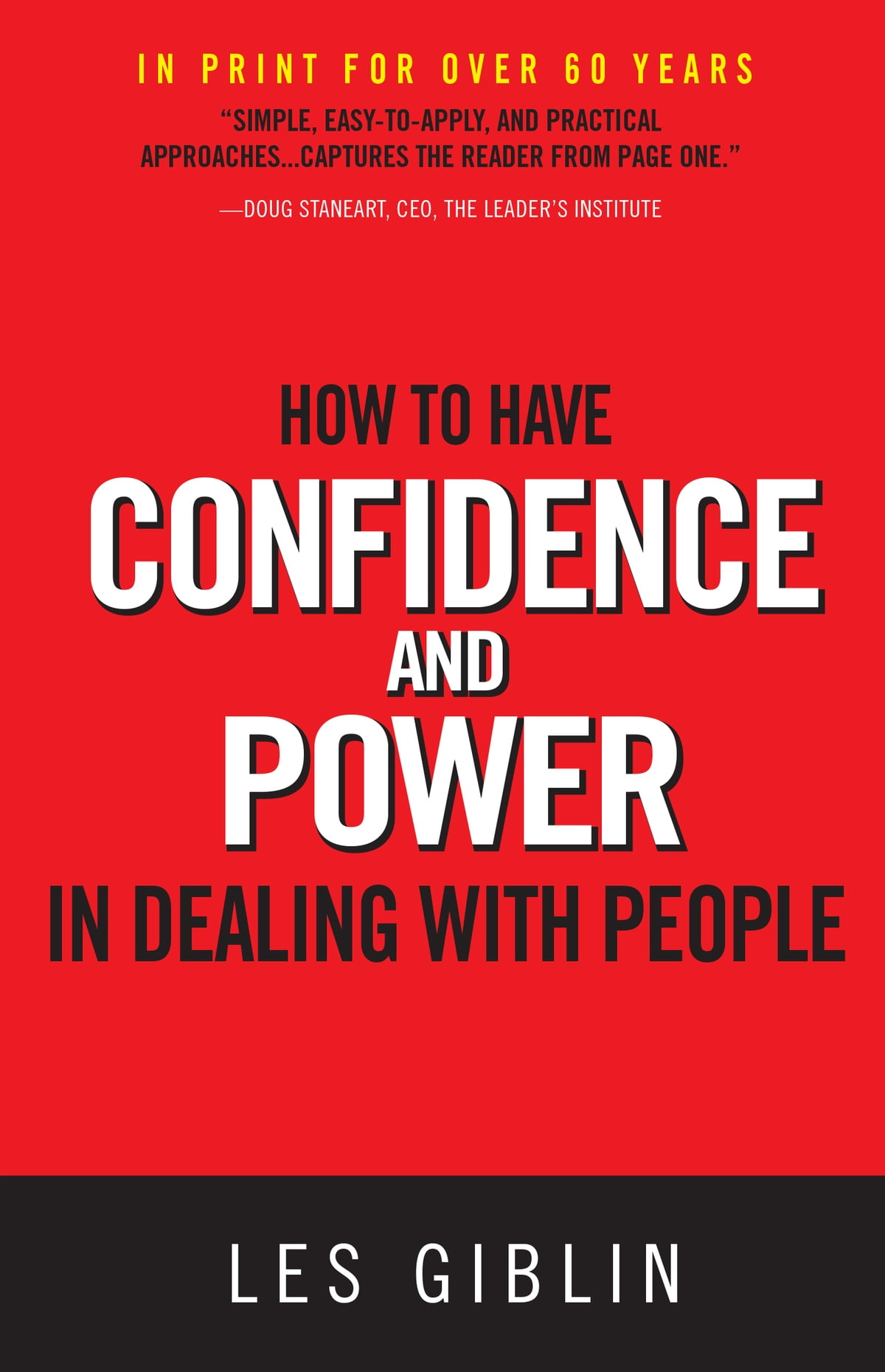 28+ Les Giblin How To Have Confidence And Power Pdf Download Free PNG