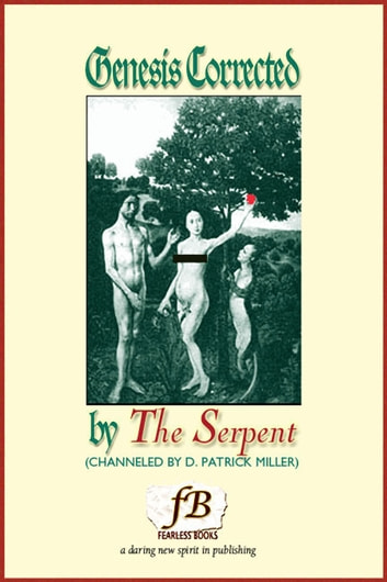 Genesis Corrected (by The Serpent) ebook by D. Patrick Miller