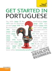 Get Started in Beginner's Portuguese: Teach Yourself ebook by Sue Tyson-Ward
