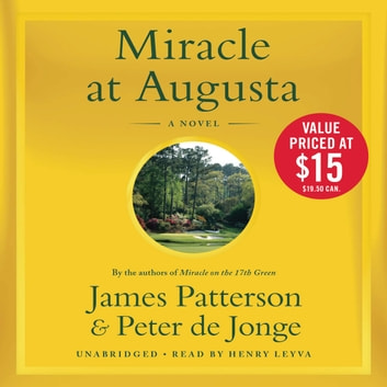 Miracle at Augusta audiobook by James Patterson