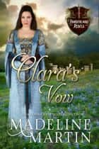 Clara's Vow ebook by Madeline Martin
