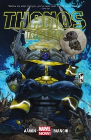 Thanos Rising ebook by Jason Aaron,Simone Bianchi